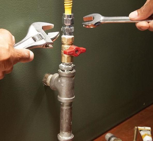 Natural Gas Repair