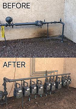 Arizona Master Meter Contractor