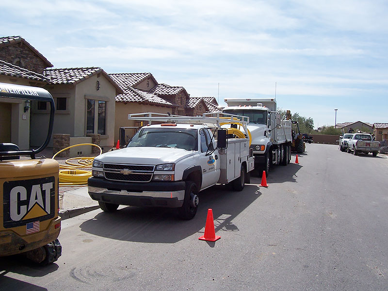 Gas Line Projects