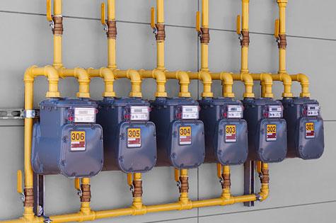 Natural Gas Plumbing