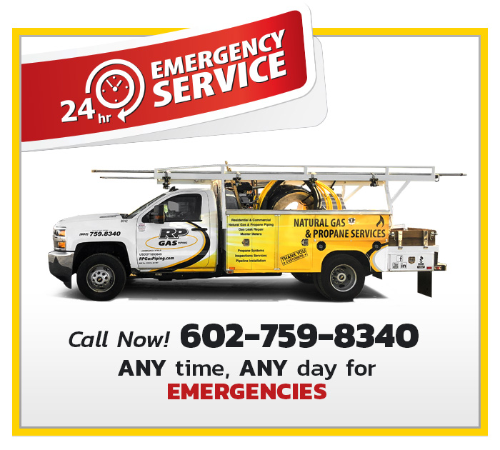 Emergency Gas Line Repair Services