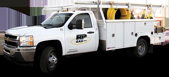 RP Gas Truck